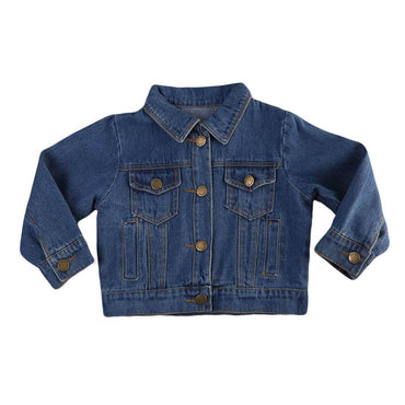 Jean Jacket - The Trendy Toddlers