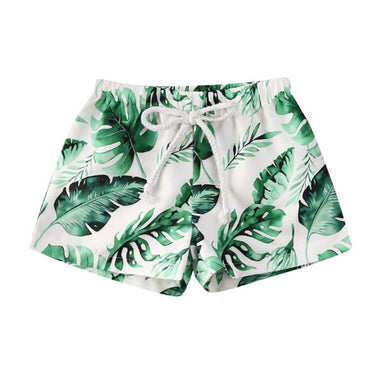 Tropical Beach Shorts - The Trendy Toddlers