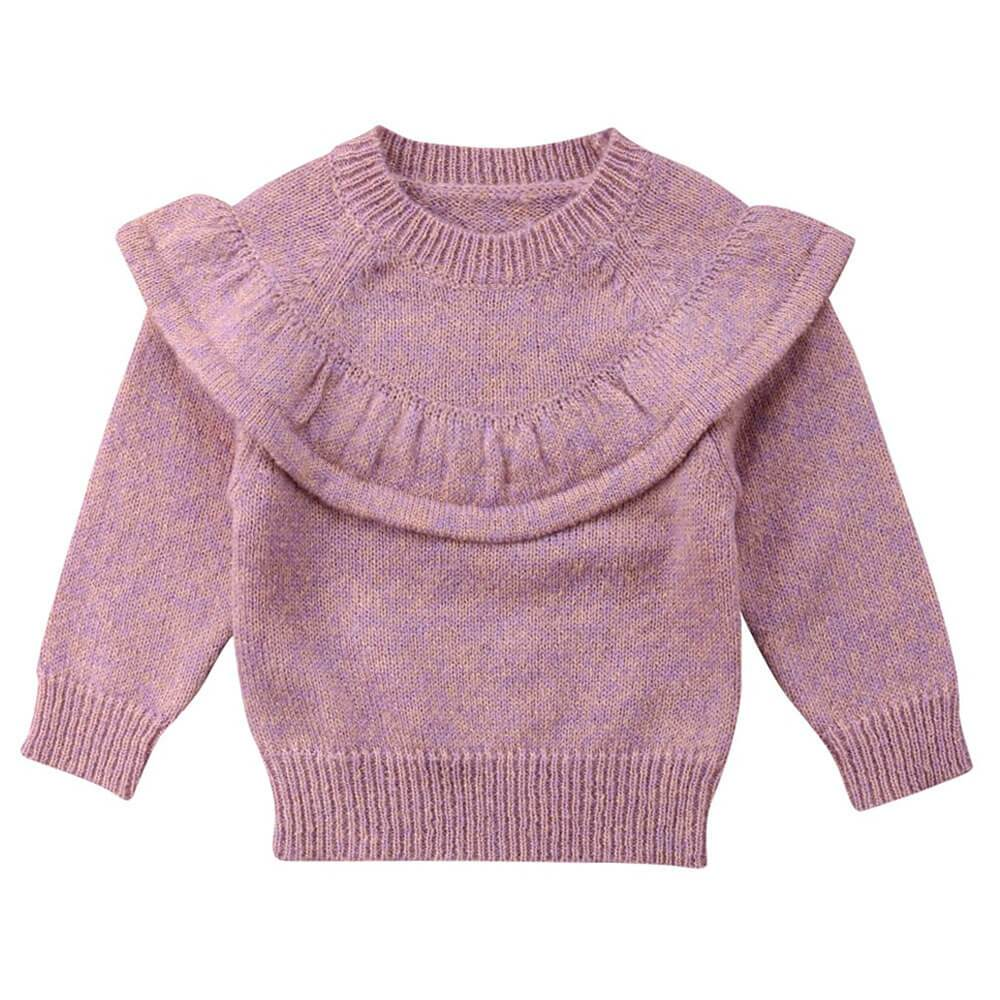 Fluffy Sweater - The Trendy Toddlers