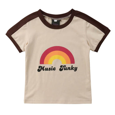Music Funky Tee - The Trendy Toddlers