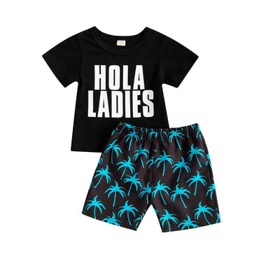 Hola Ladies Tropical Set