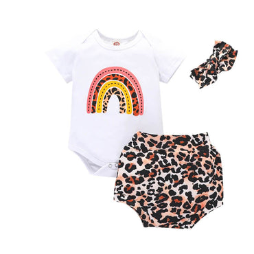 Rainbow Leopard Set