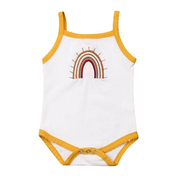 Boho Rainbow Bodysuit - The Trendy Toddlers