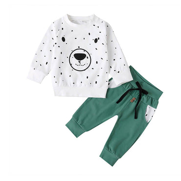 Teddy Bear Tracksuit Set