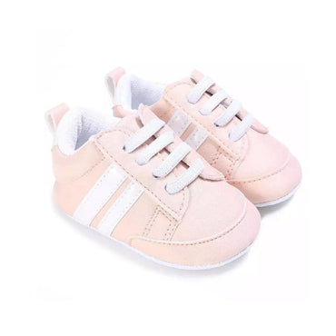 Classic Pink Sneakers