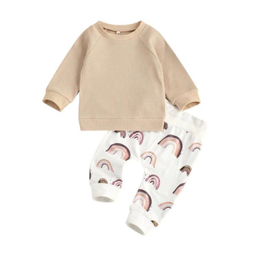 Beige Rainbow Set
