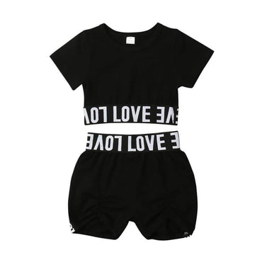 Black Love Set - The Trendy Toddlers