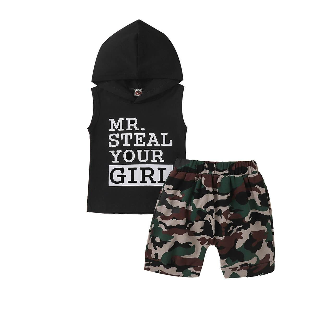 Steal Your Girl Camo Set