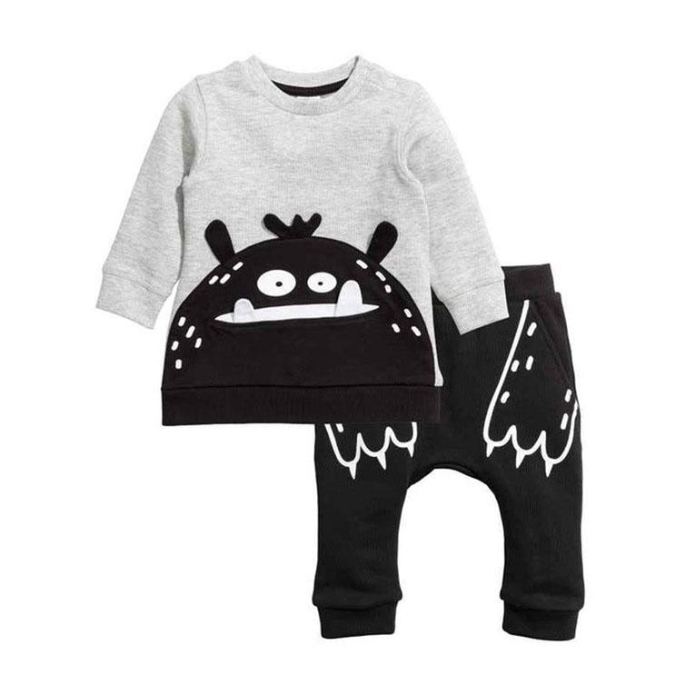 Cute Monster Set - The Trendy Toddlers