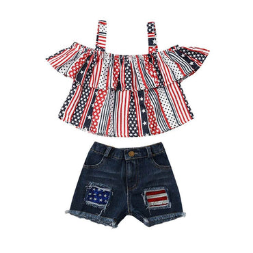 American Denim Set