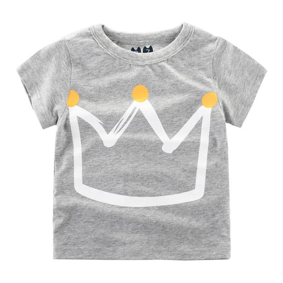 Crown Tee - The Trendy Toddlers