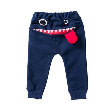 Monster Pants - The Trendy Toddlers