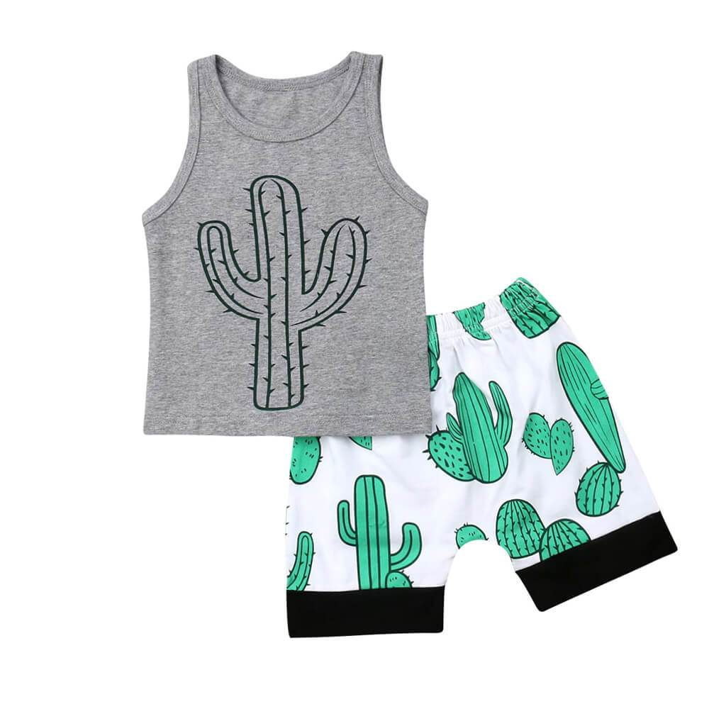 Cactus Set - The Trendy Toddlers