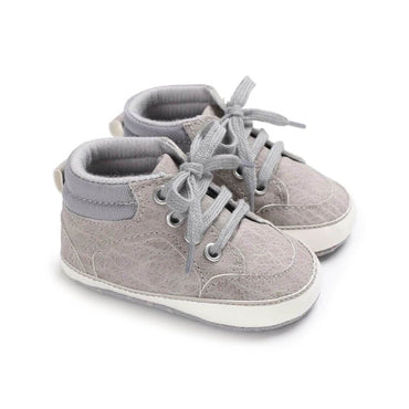 Anti Slip Leather Shoes - The Trendy Toddlers
