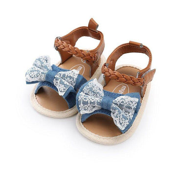 Bow Sandals - The Trendy Toddlers
