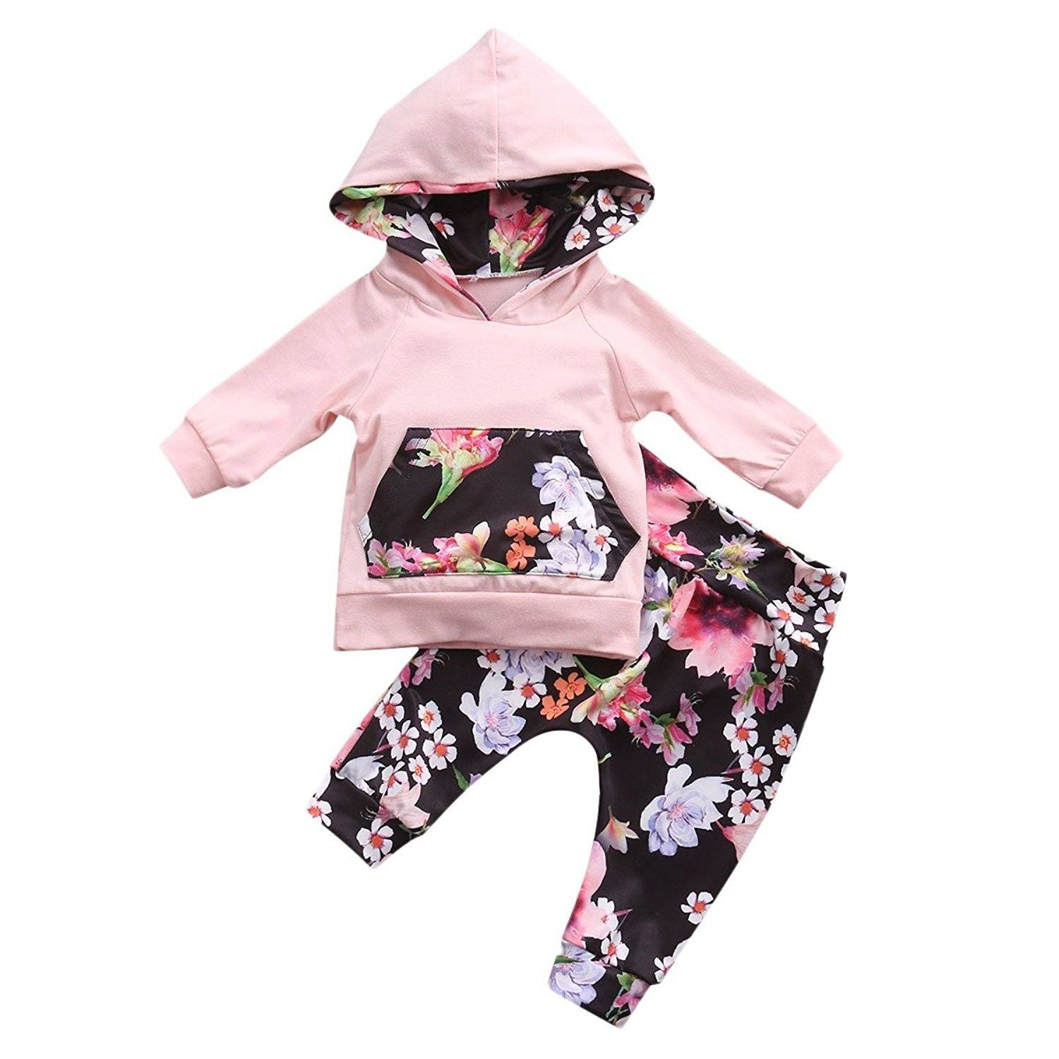 Shelly Hoodie Set - The Trendy Toddlers