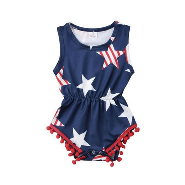 Star Romper - The Trendy Toddlers