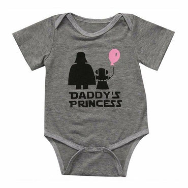 Daddy's Princess Bodysuit - The Trendy Toddlers