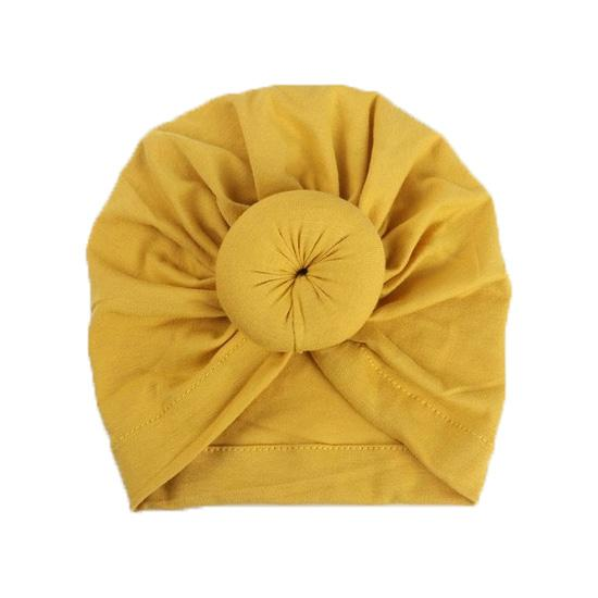 Cotton Knot Turban - The Trendy Toddlers