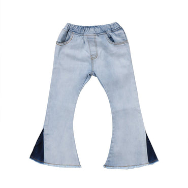 Bell-Bottom Jeans - The Trendy Toddlers
