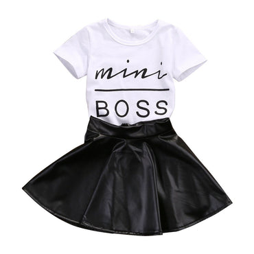Mini Boss Set - The Trendy Toddlers