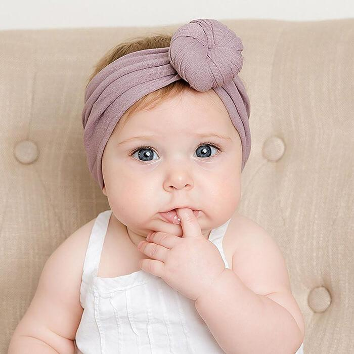 Big Bow Headband - The Trendy Toddlers
