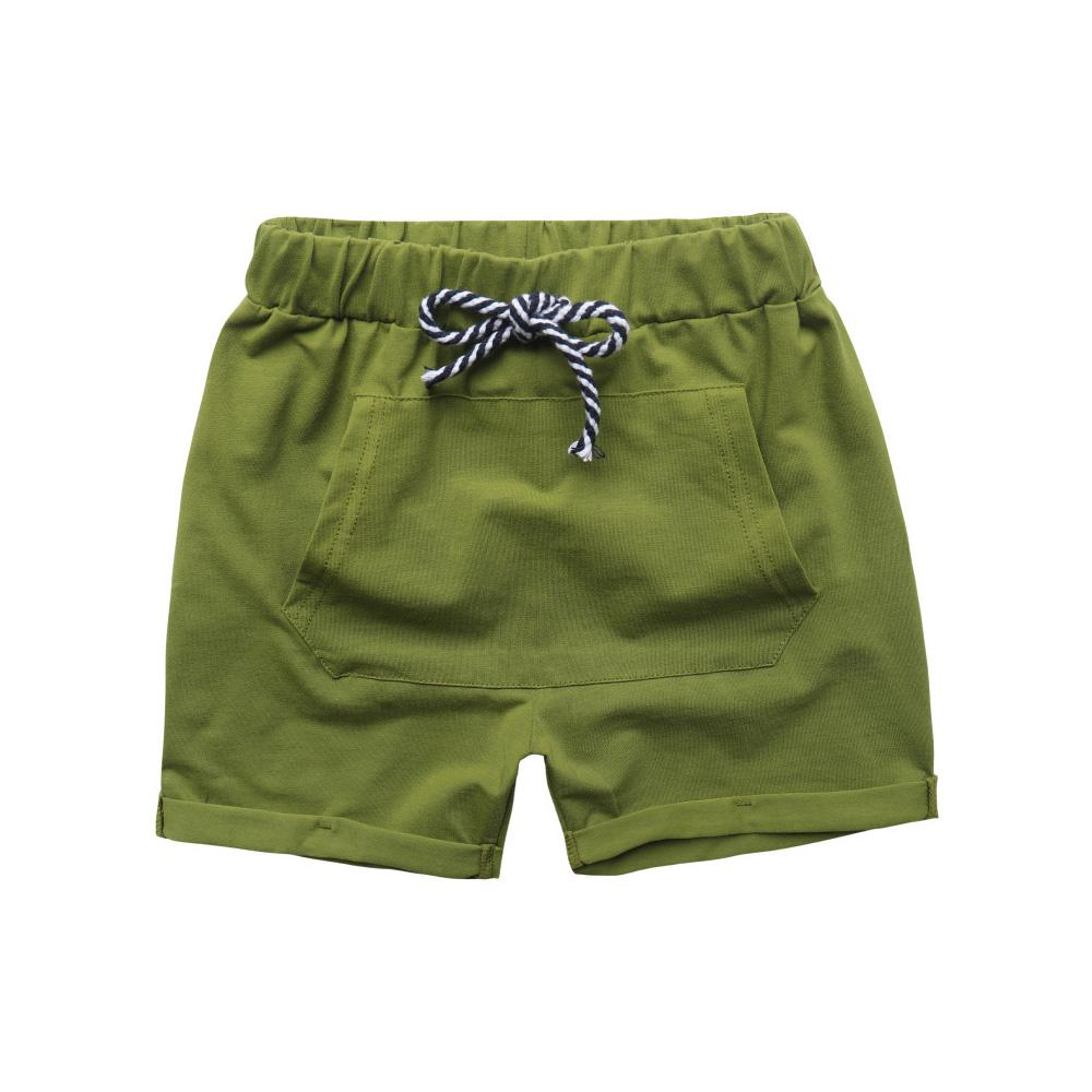 Pocket Pull-On Shorts - The Trendy Toddlers