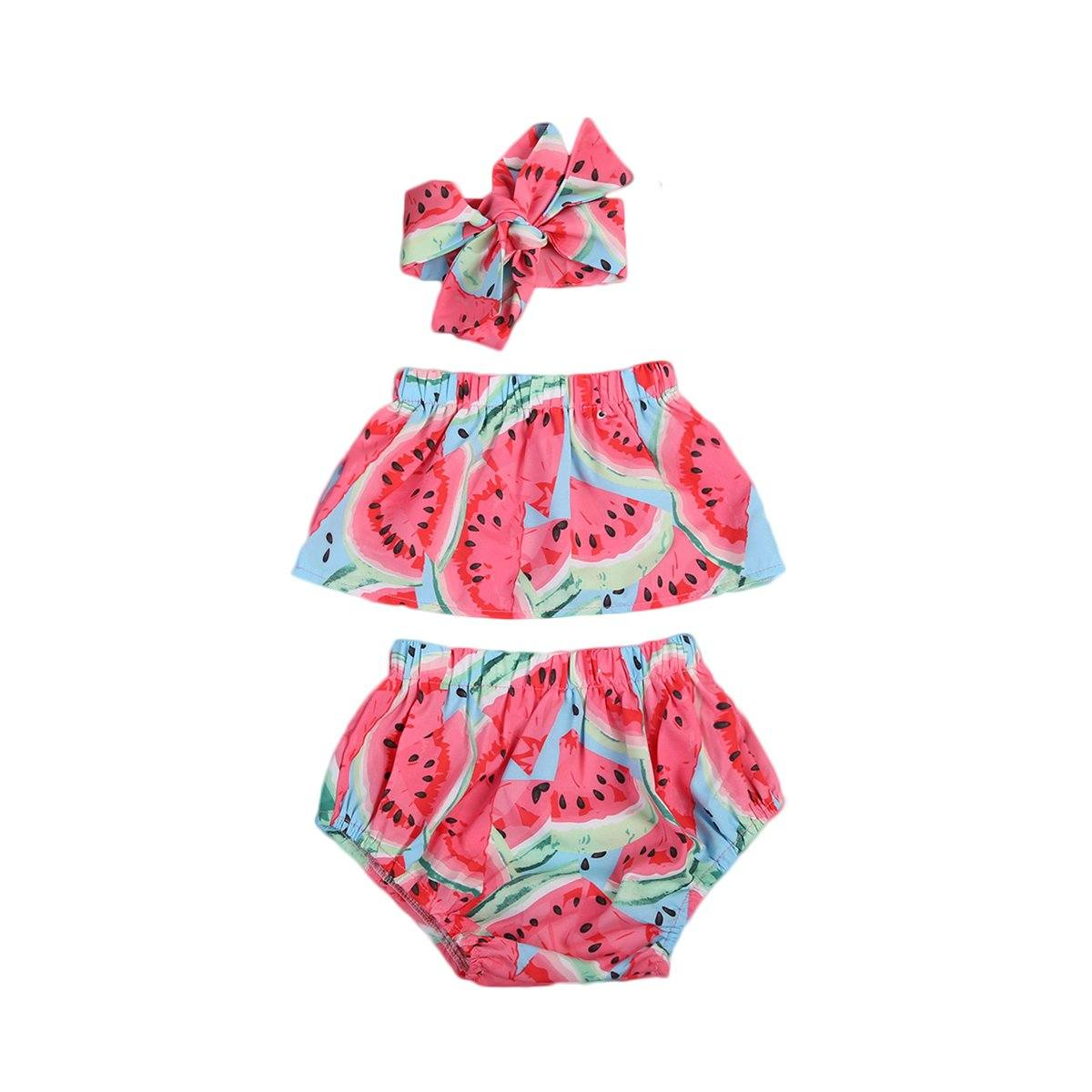 Watermelon Set - The Trendy Toddlers
