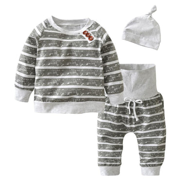 Striped Set - The Trendy Toddlers