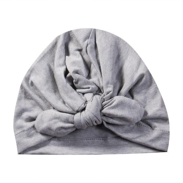 Bow Knot Beanie - The Trendy Toddlers