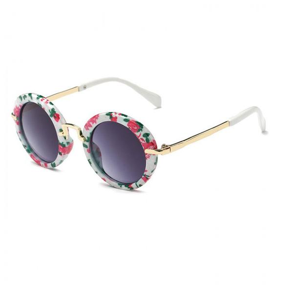 Flower Sunglasses - The Trendy Toddlers
