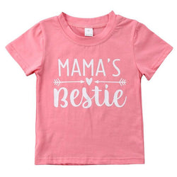 Mama's Bestie Tee - The Trendy Toddlers