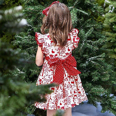 Toddler Girl Holiday Clothes