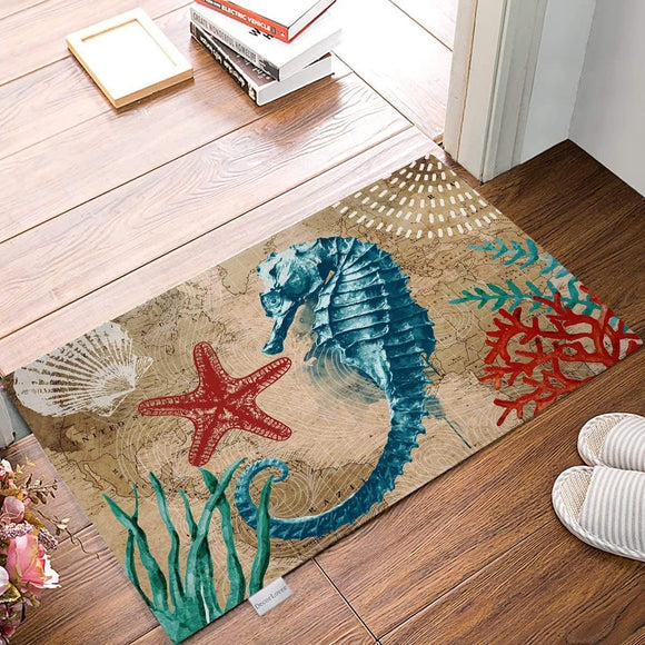 DecorLovee Doormats for Front Entrance Outside Patio Rug 20