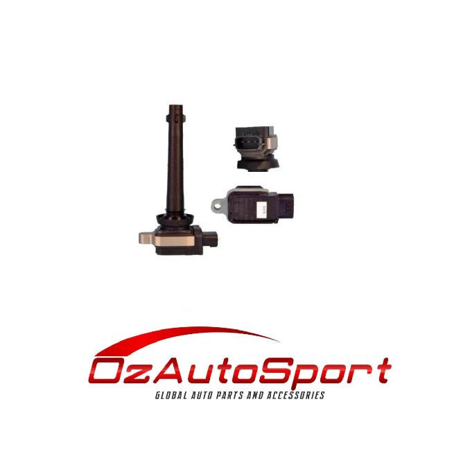 Ignition Coil for Mitsubishi 380 - Single Coil 0221604016 Genuine Bosch