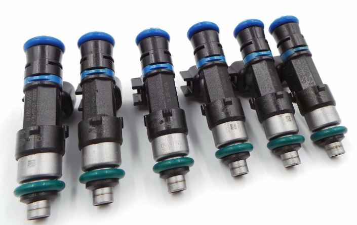 6 x FUEL INJECTORS for FORD COURIER PH 4L V6 04-06 INJECTOR BOSCH