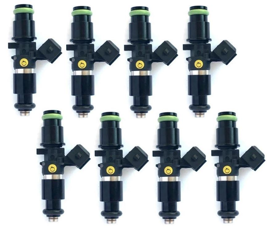 Set New 1000cc Fuel injectors E85 OK for Ford Falcon EB ED EF EL 5.0L V8 Efi BOS