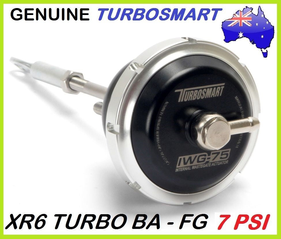 TURBOSMART for Ford XR6 Turbo BA BF FG 7 PSI Internal Wastegate Actuator FPV