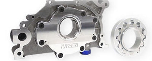 Nitto Hi Flow Oil Pump for NISSAN RB26DETT GTR - WITH CRANK COLLAR