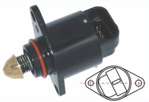 IAC for Holden UBS26 UBS92 UBS98 JACKAROO 3.2 Idle air speed control valve ISC