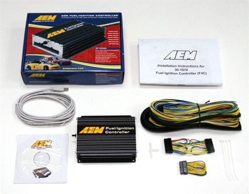 AEM FIC 6 Programmable ECU for BMW Turbo E30 E36 E46 E39 325i 328i M3 330i 530i