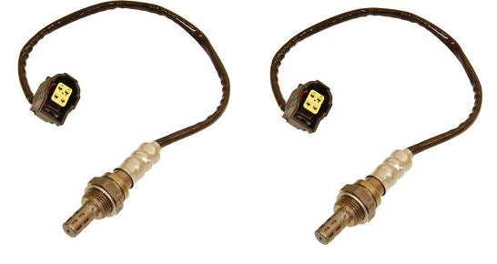 2 x Oxygen Sensor o2 For Dodge Avenger Journey Nitro - Pre-Cat