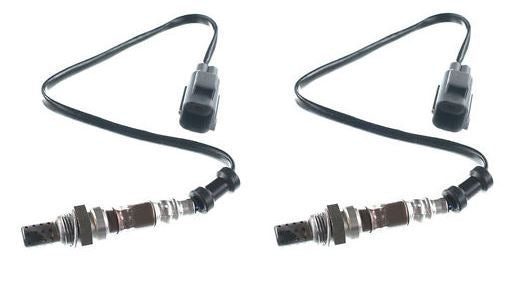 2 x Oxygen O2 sensor for Land Rover Range Rover III Sport 42D 4.2 4.4 Post Cat