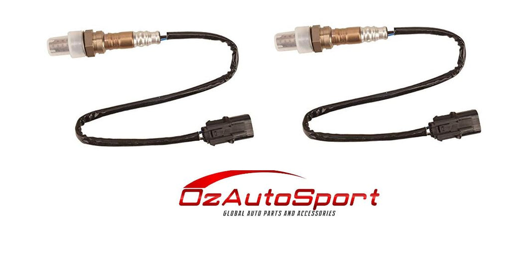 2 x Pre-Cat o2 Oxygen Sensors for Hyundai Tucson 2005 - 2010 2.7 FRONT