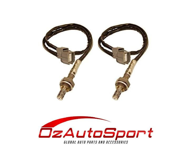 2x Oxygen Sensors O2 For Land Rover Discovery Series 2 post cat V8 4.0 4.6 rear