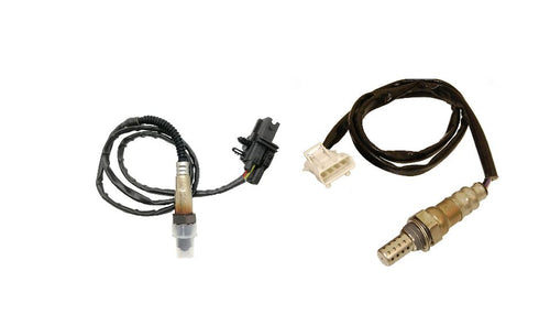 2 x o2 Oxygen Sensor for Volvo XC70 XC90  Vehicle Kit