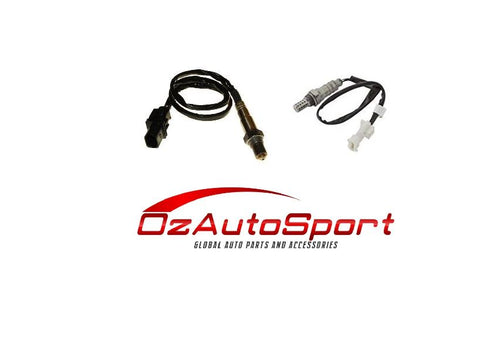 2 x Oxygen Sensors O2 For Mini Cooper R58 Cooper S Coupe - Vehicle kit