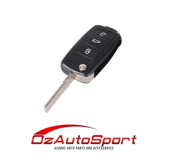 Keyless Entry Smart Remote Key 3 Button for VW Touareg 433mhz 7P6959754AL