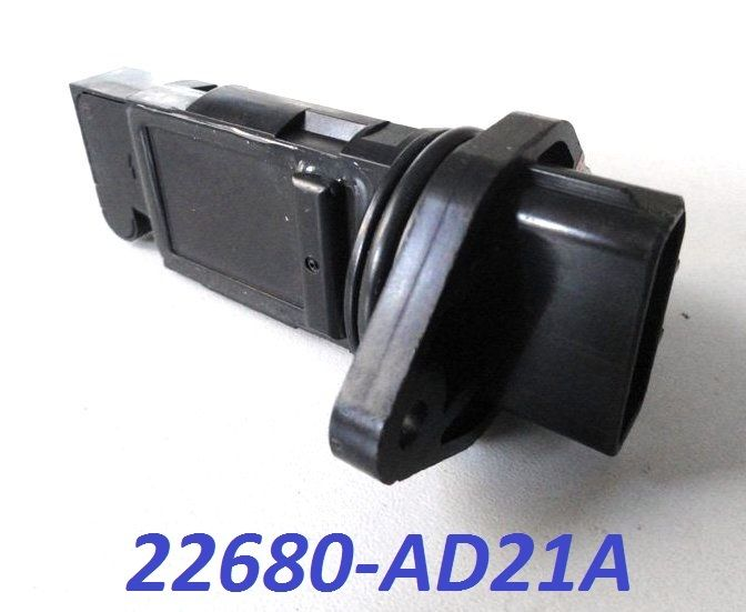 air flow meter afm for Nissan Patrol ZD30DDTI ZDD30DI GU 3.0 00-04 22680-AD21A