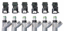 6 x 2000cc Fuel Injectors for Nissan Skyline R32 R33 R34 GTR RB26DETT E85 FLEX